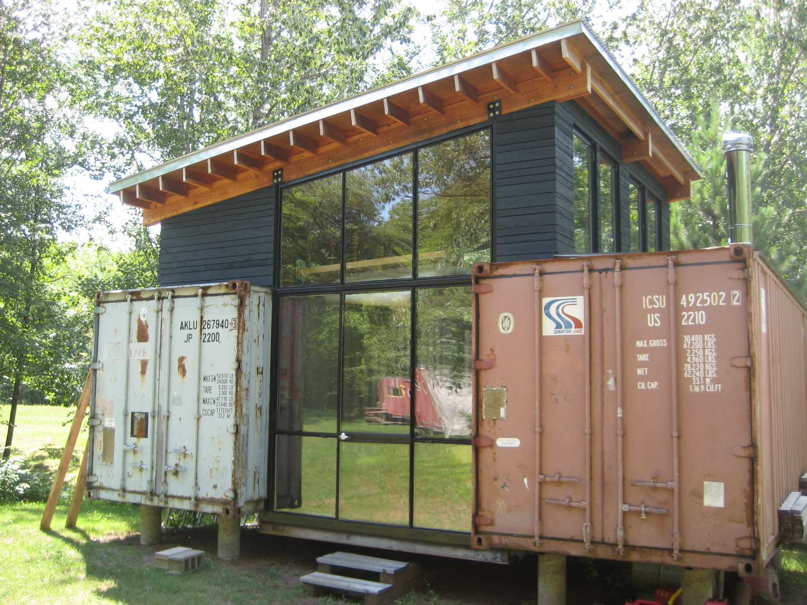 Pros And Cons Of Shipping Container Tiny Homes