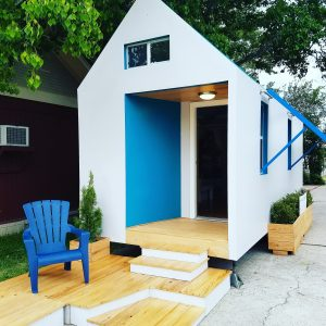 Tiny House Life Space Exterior