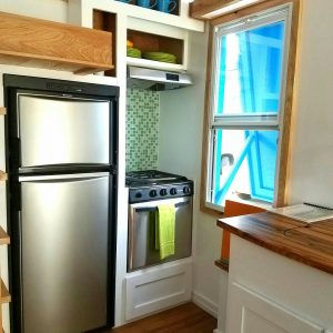 Tiny House Life Space Kitchen